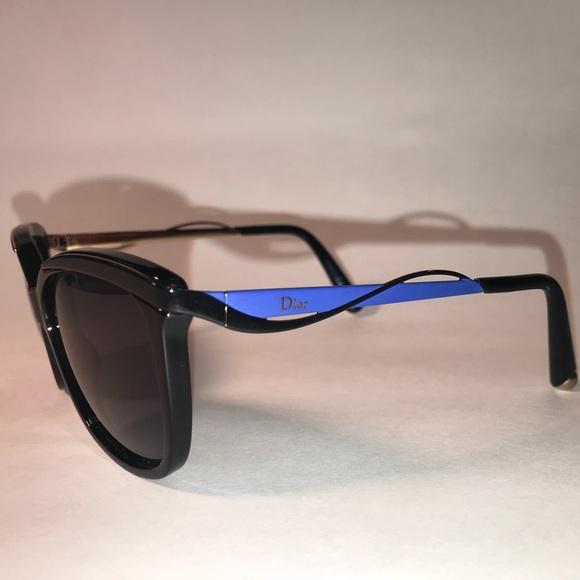 ea71da003f96 Dior Accessories - Dior Metaleyes 2 sunglasses black blue with box